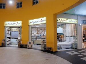 negozio centro tappeti sardi olbia